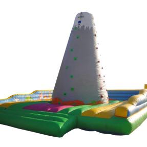 Rocódromo gigante