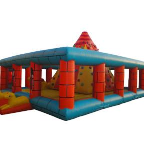 Rocódromo infantil La Piramide