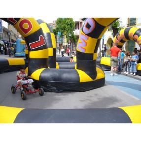 Circuito Karts a pedales