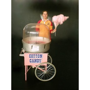 Máquina de algodón dulce