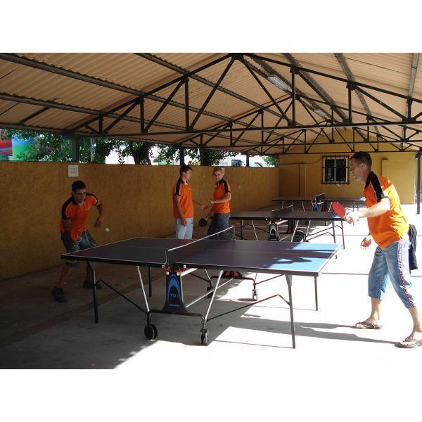 Mesas de ping-pong