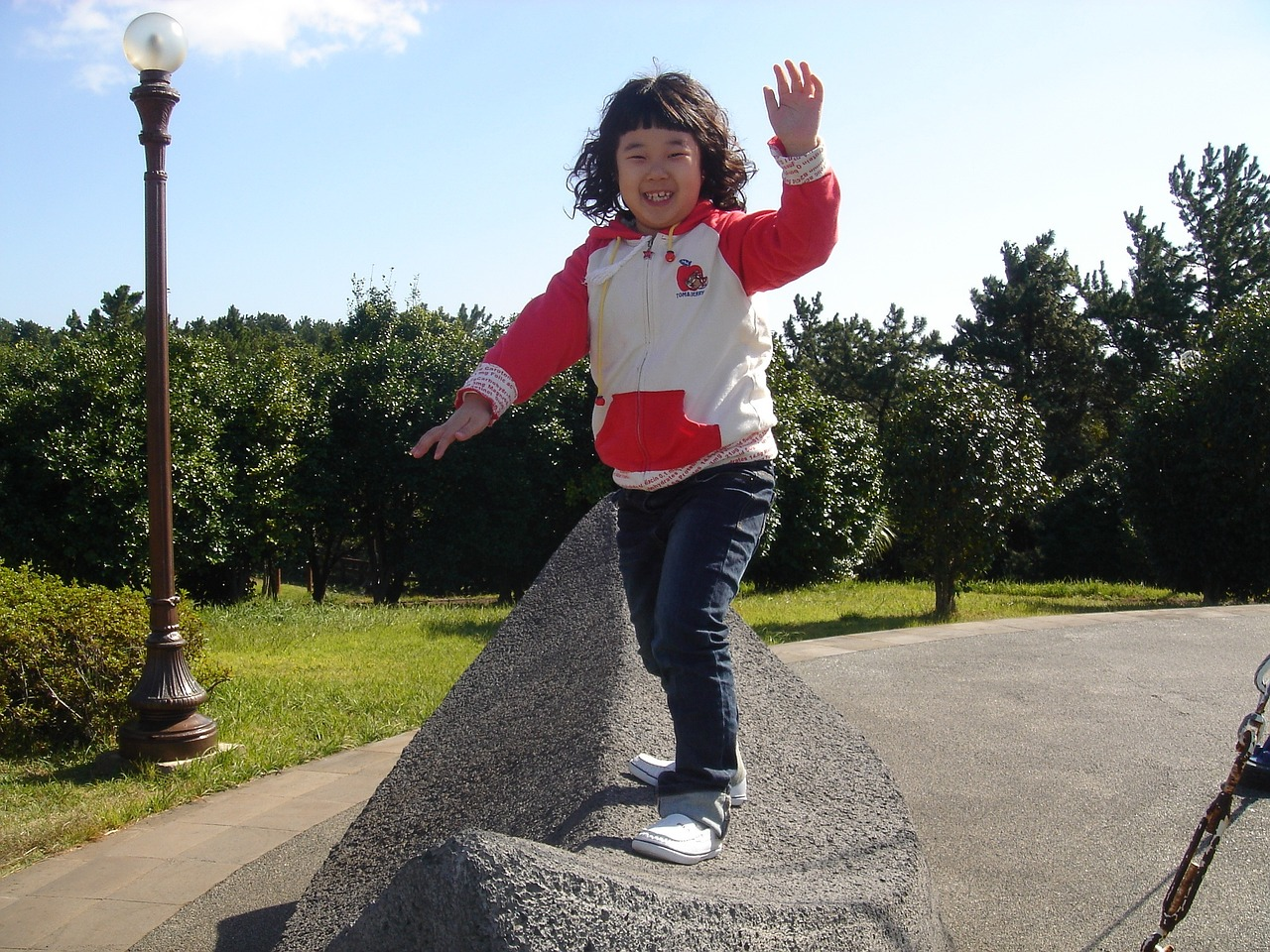 ¿Cómo desarrollar el equilibrio infantil?