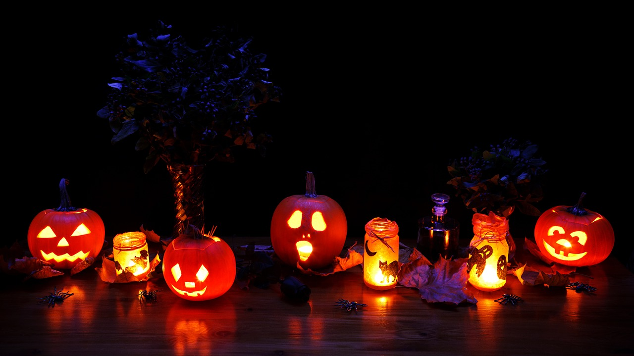 fiestas para Halloween