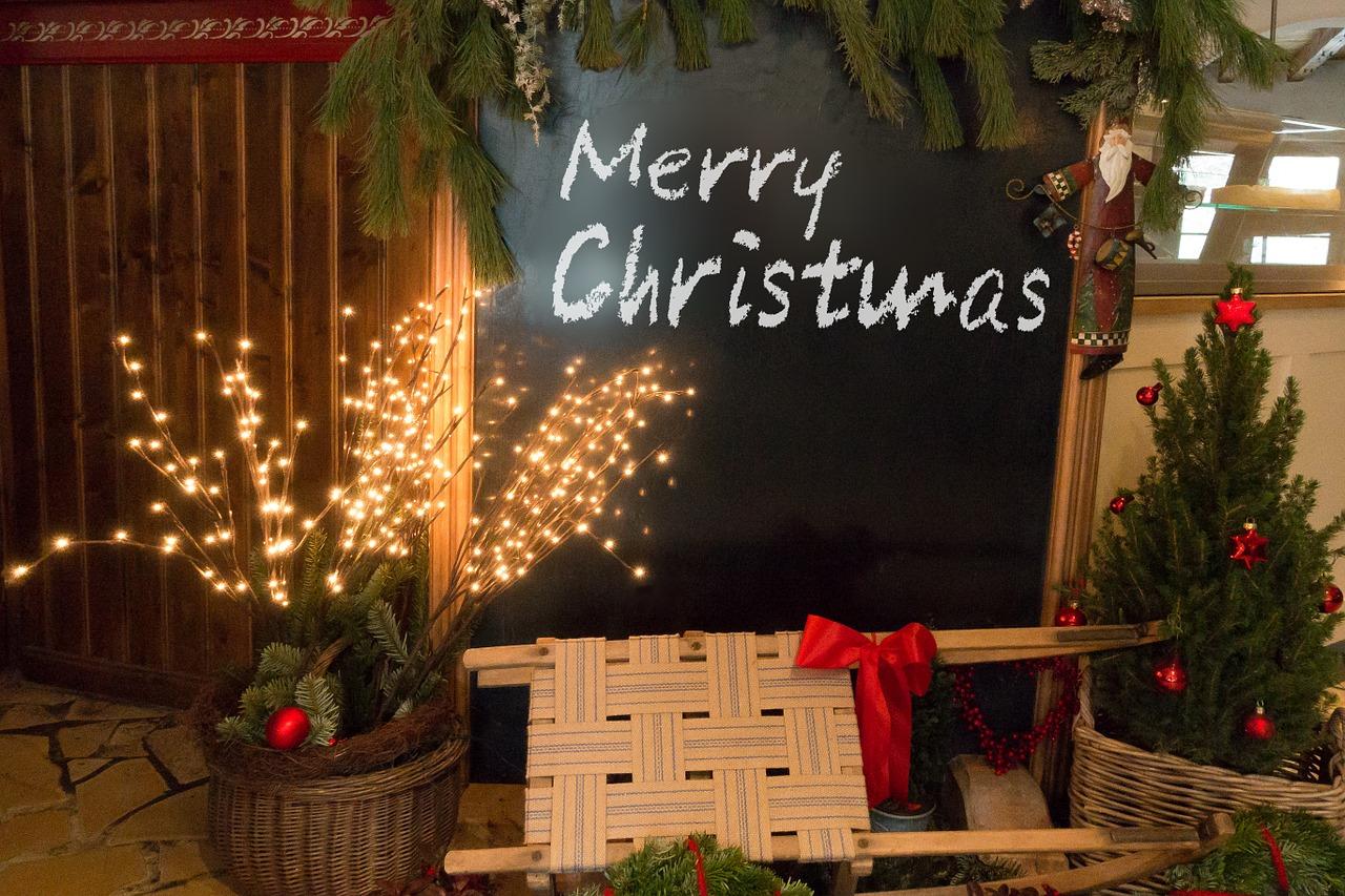 ¡Toca divertirse! Juegos para fiestas infantiles navideñas