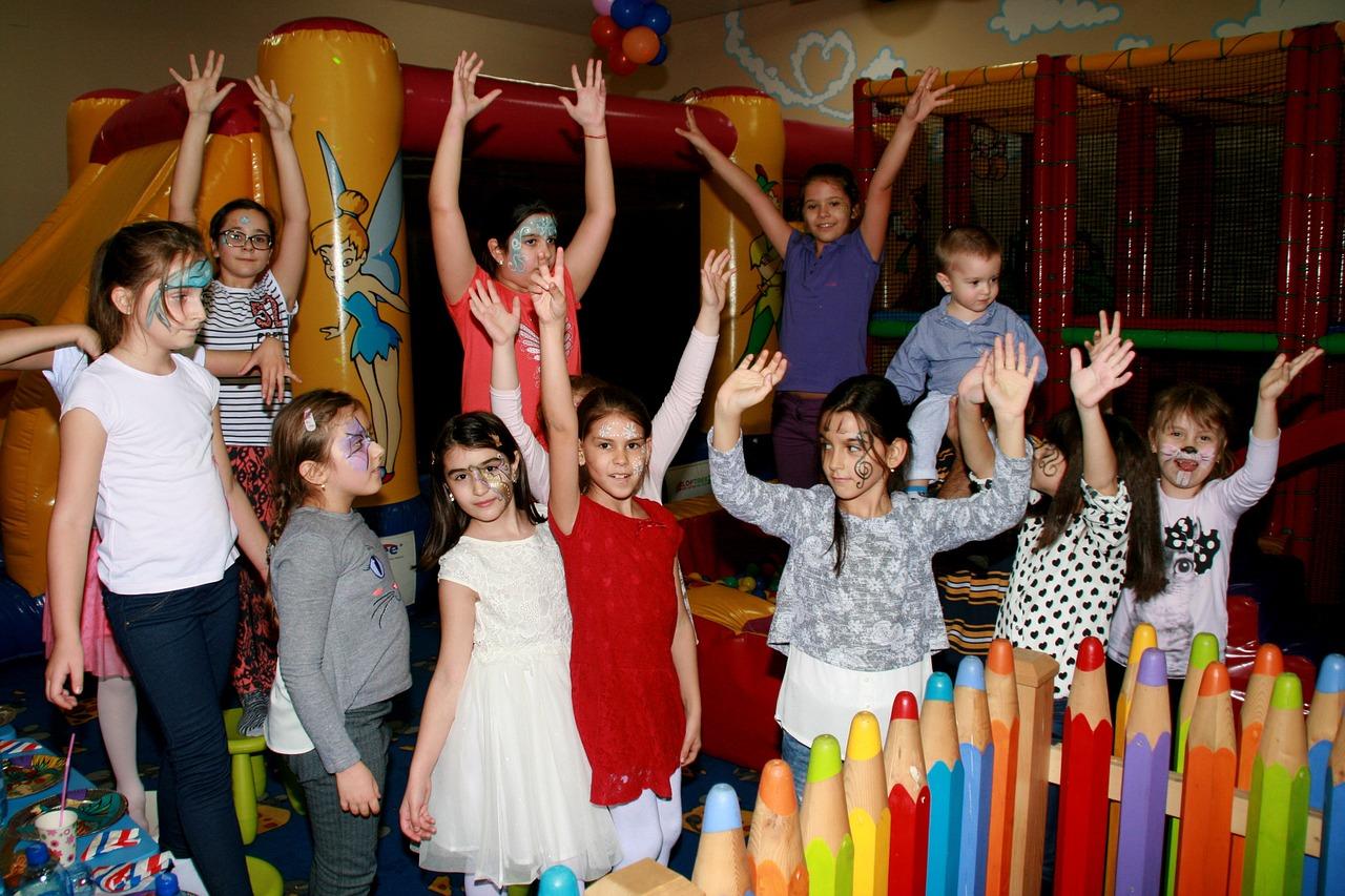 Los juegos como forma de mejorar las habilidades sociales de los niños