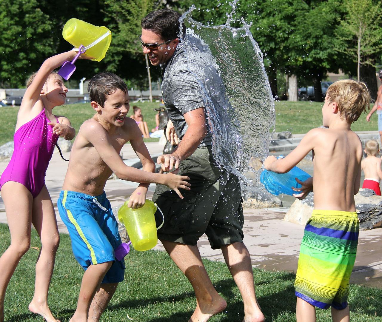 Planes para hacer con los niños en verano