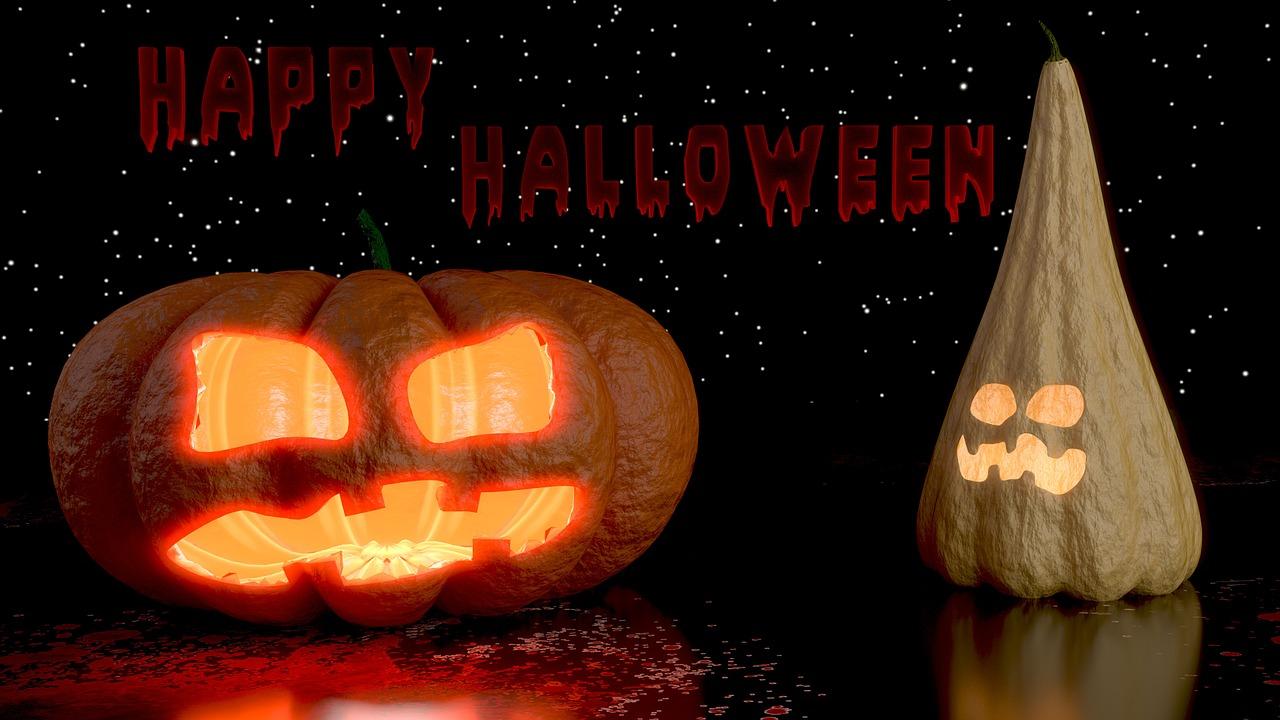 Ambienta tu fiesta de Halloween con hinchables