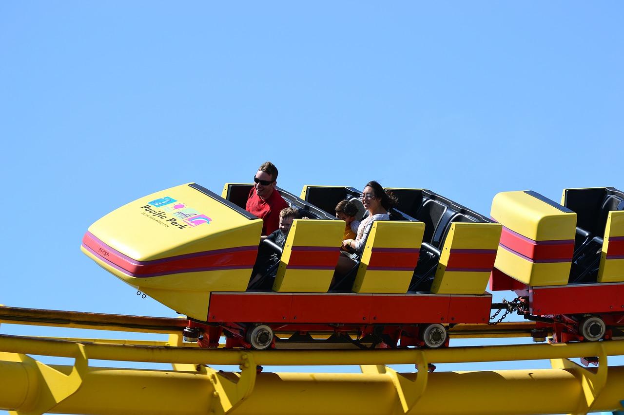 Seguridad infantil en los parques de atracciones