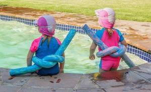 campamentos infantiles agua