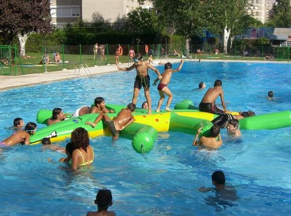 Hinchables acuáticos, perfectos para cualquier fiesta en verano