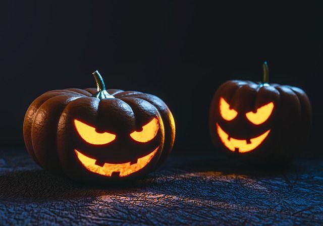 Entretenimiento en Halloween para niños