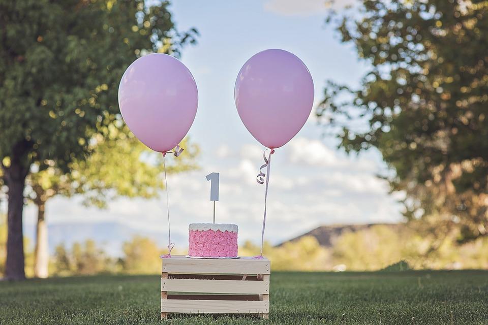 Cumpleaños infantil al aire libre, ¿qué hacer?